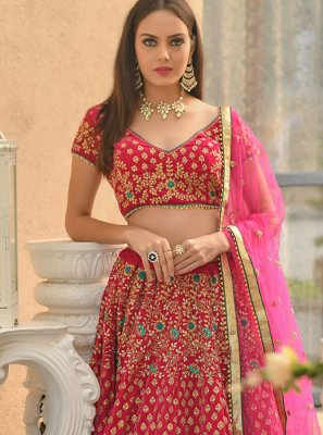 Rani Color Designer Lehenga Choli