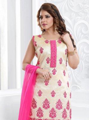 Rani Festival Malbari Silk  Bollywood Salwar Kameez