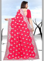 Rani Zari Party Classic Saree