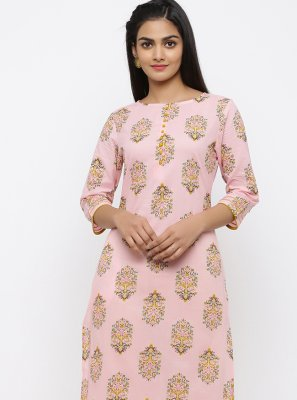 Rayon Party Salwar Kameez