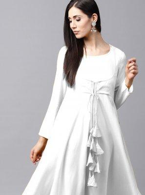 Rayon Plain Salwar Suit