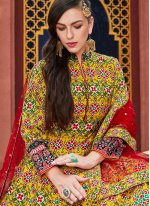 Readymade Salwar Suit For Reception