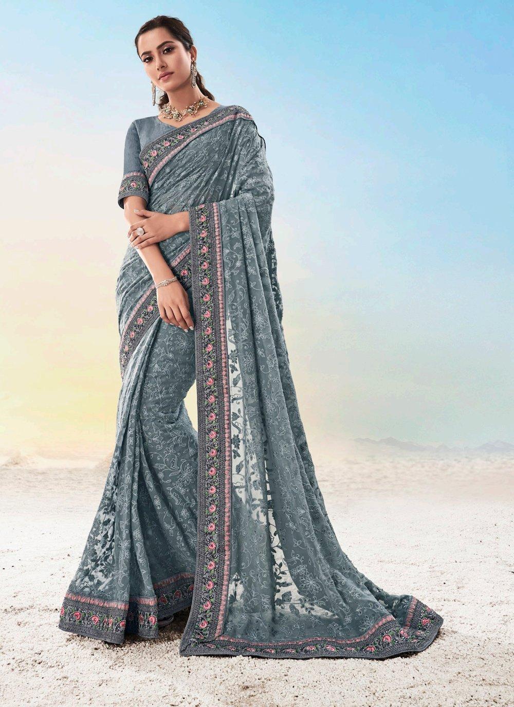 Resham Classic Saree