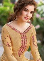 Resham Designer Salwar Kameez