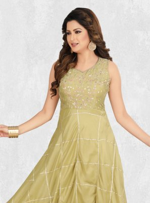 Resham Festival Party Wear Kurti