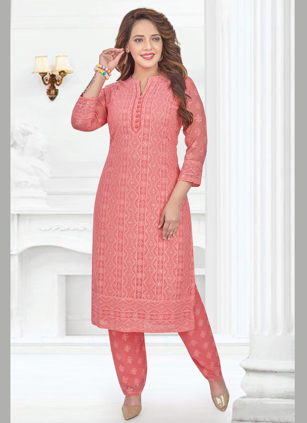 Resham Pakistani Salwar Suit