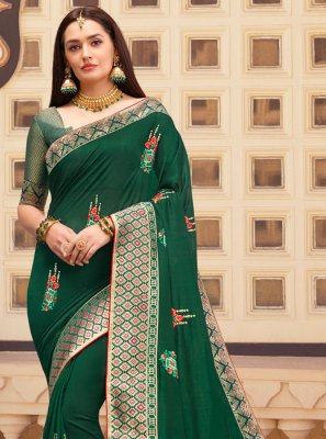 Resham Party Classic Saree