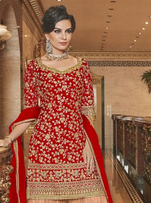 Salwar Kameez For Reception