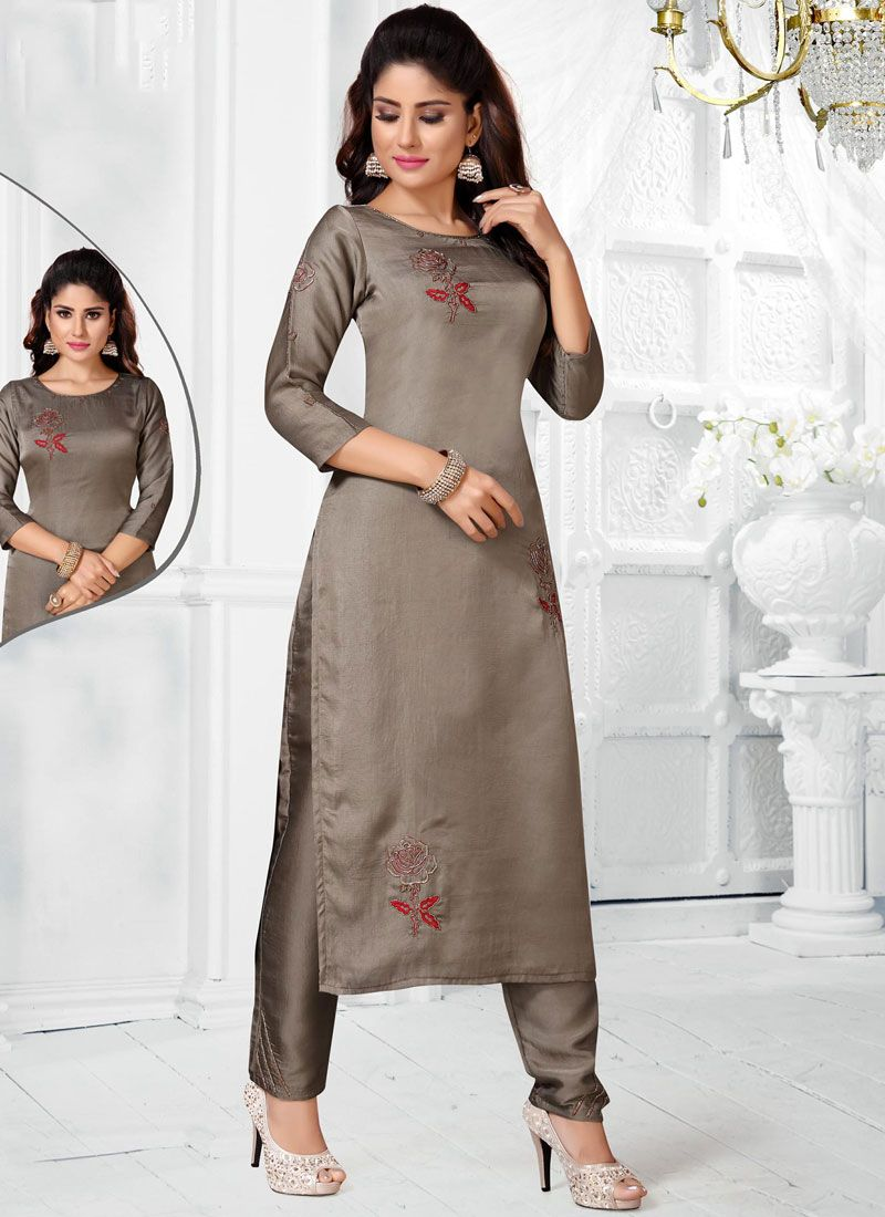 Salwar Suit For Ceremonial