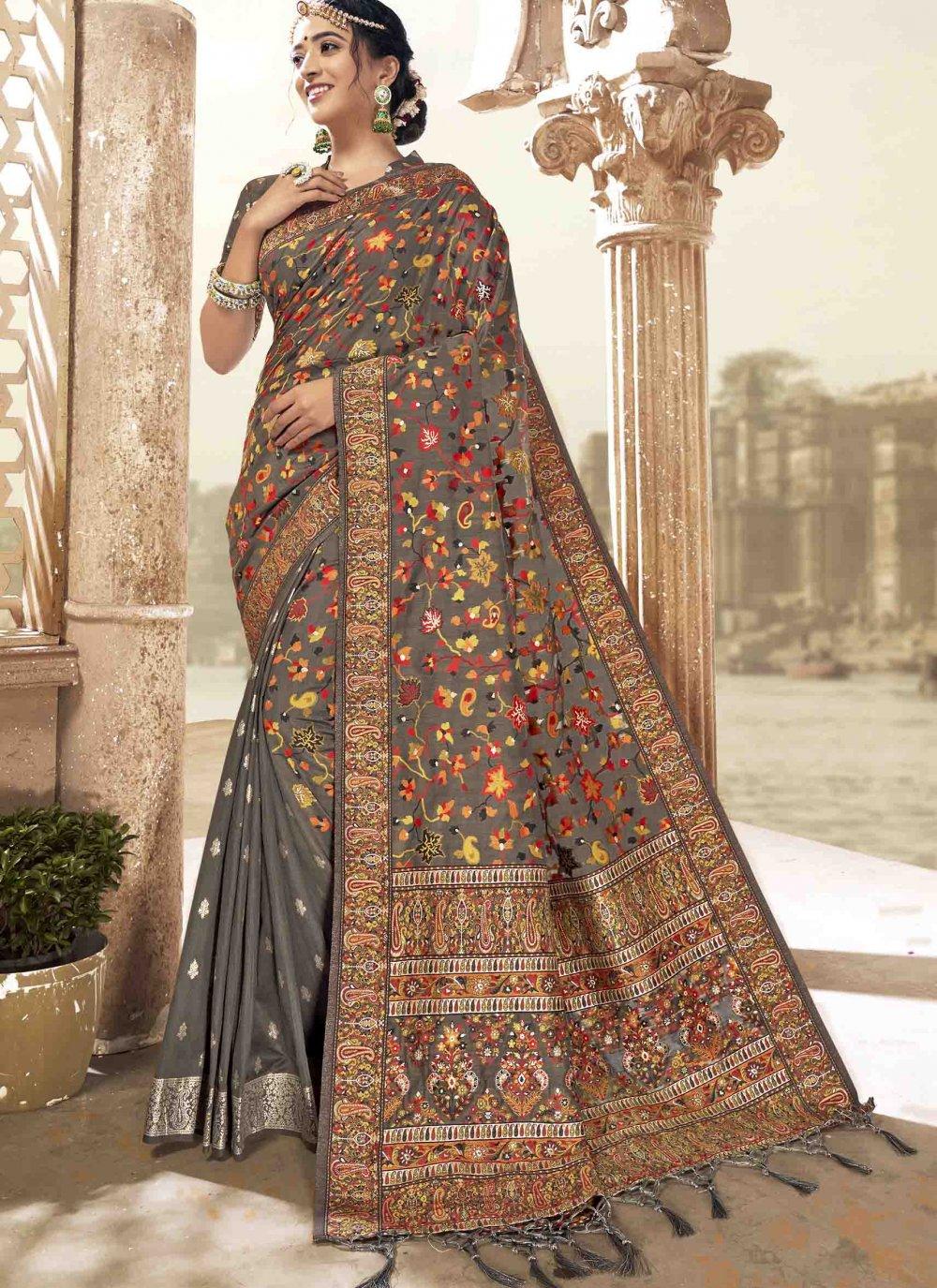 Saree For Ceremonial
