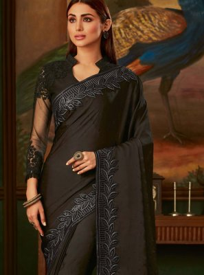 Satin Traditional Saree