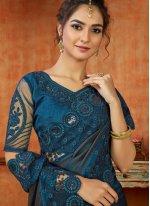 Satin Trendy Saree