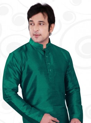 Sea Green Reception Kurta