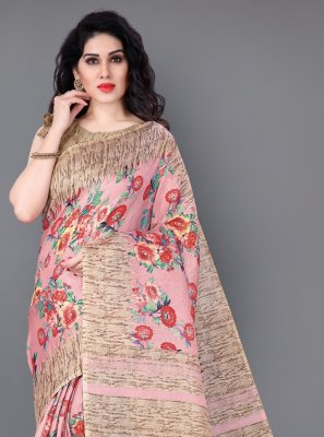 Silk Casual Casual Saree