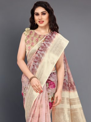 Silk Casual Saree