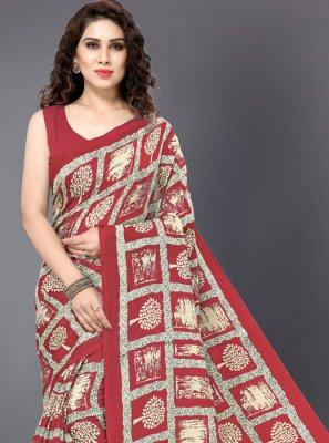 Silk Casual Silk Saree