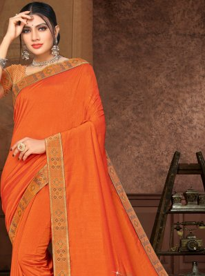 Silk Casual Trendy Saree