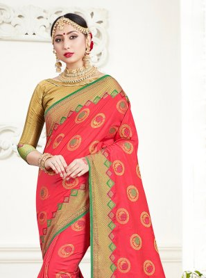 Silk Contemporary Saree