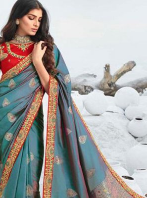Silk Designer Saree