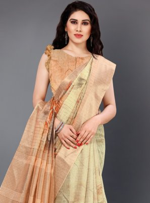Silk Festival Casual Saree
