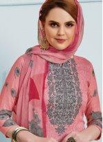 Silk Festival Designer Suit