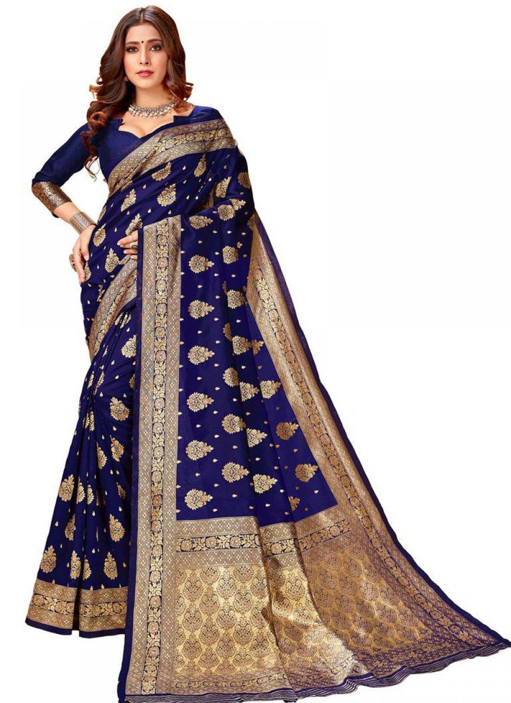 Silk Party Classic Designer Saree