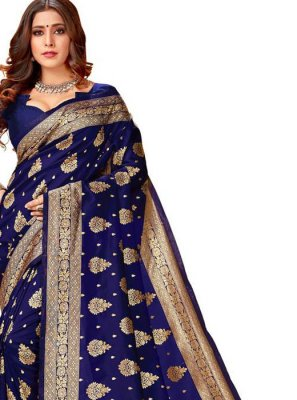 Silk Party Classic Designer Saree