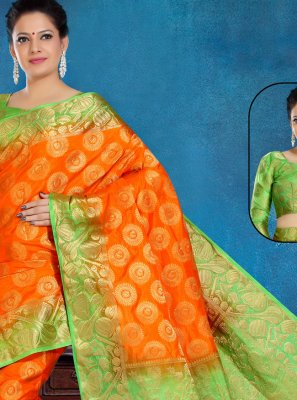 Silk Party Contemporary Saree