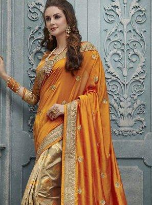 Silk Party Designer Saree