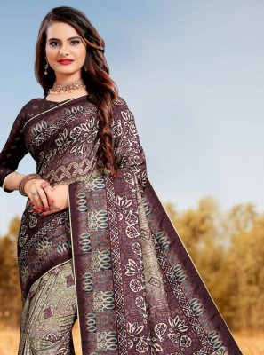 Silk Party Designer Saree