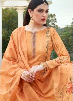 Silk Party Salwar Kameez