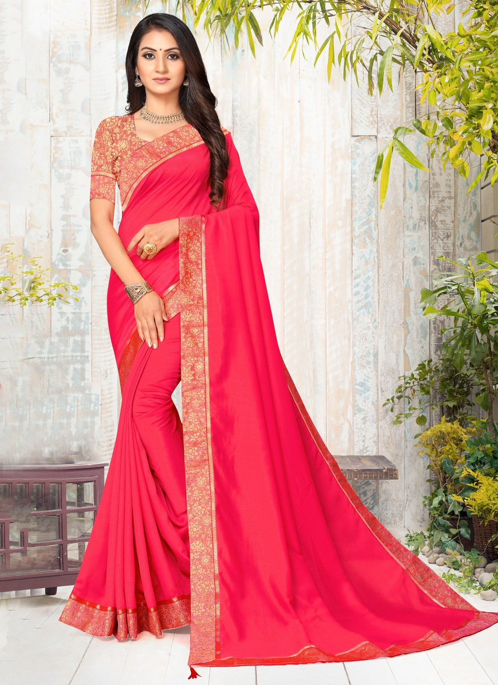 Silk Party Traditional Saree