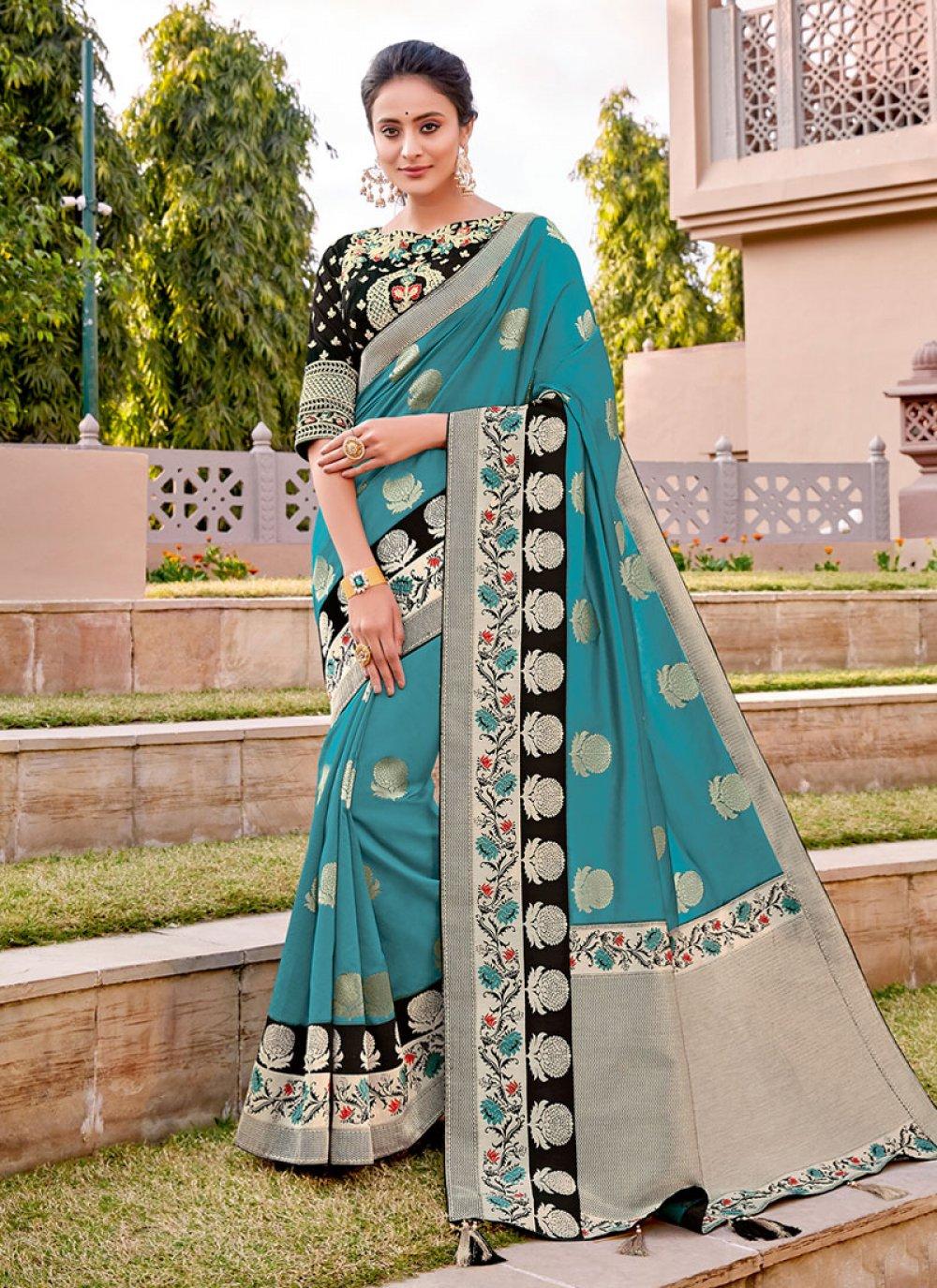 Silk Reception Classic Designer Saree