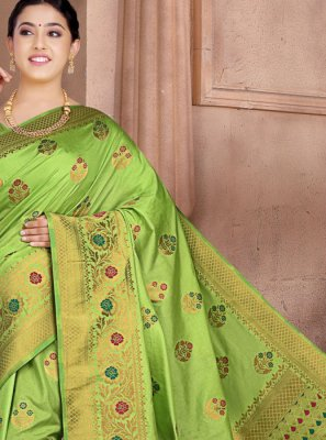 Silk Reception Classic Saree