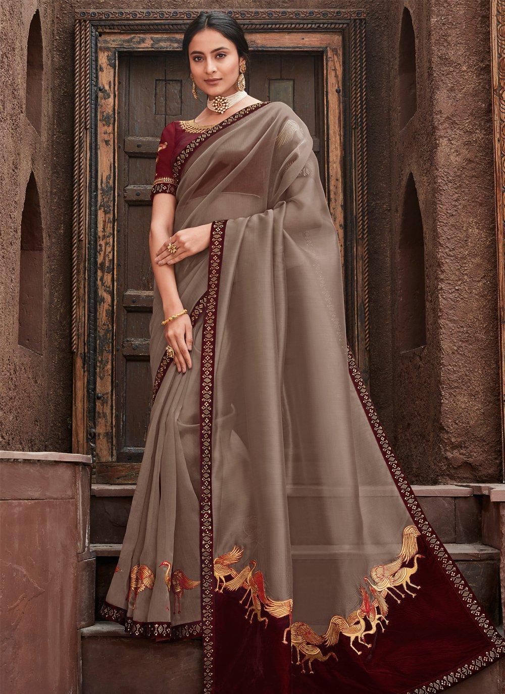 Silk Reception Classic Saree