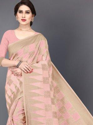 Silk Saree For Casual