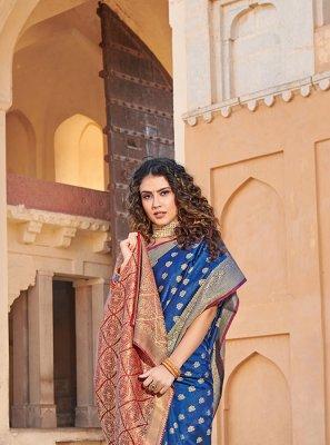 Silk Saree For Ceremonial