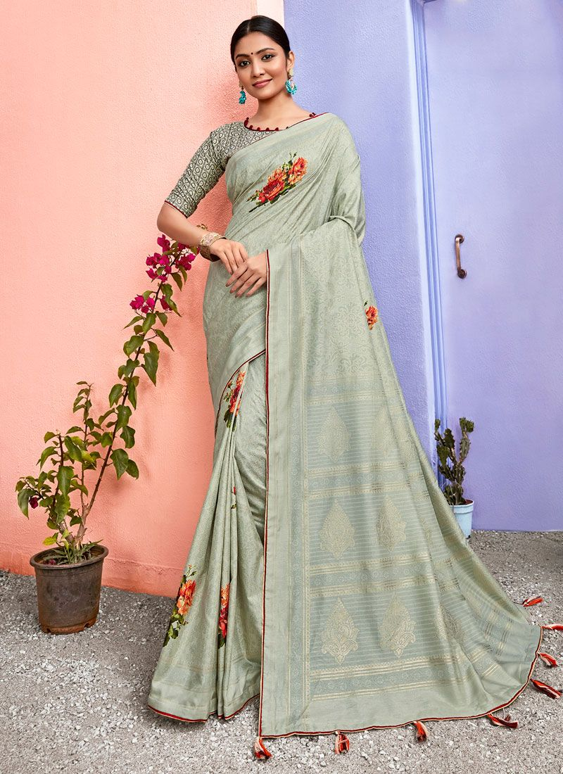 Silk Silk Saree