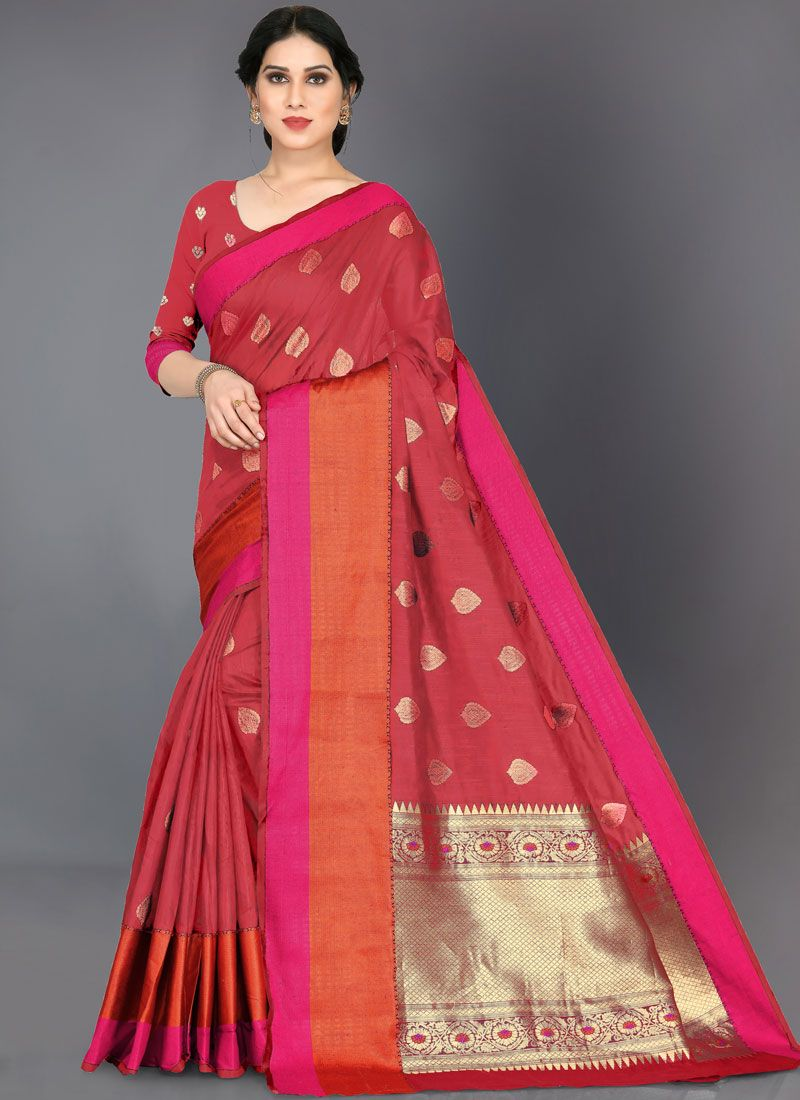 Silk Traditional Saree
