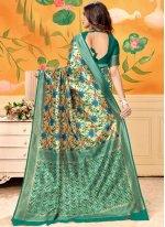 Silk Trendy Saree