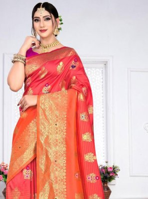 Silk Wedding Classic Saree