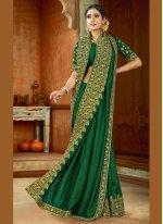 Silk Wedding Traditional Designer Saree