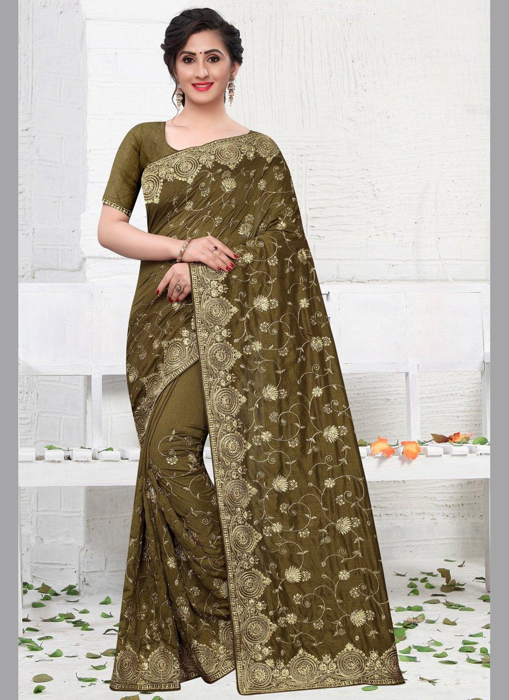 Silk Zari Silk Saree