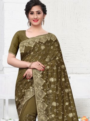 Silk Zari Silk Saree