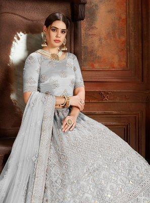 Thread Sangeet Designer Lehenga Choli