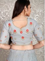 Thread Trendy Designer Lehenga Choli