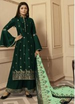 Trendy Palazzo Suit For Festival