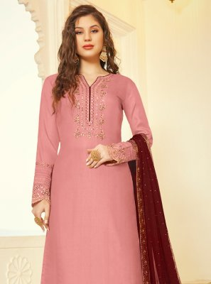 Trendy Salwar Kameez For Reception
