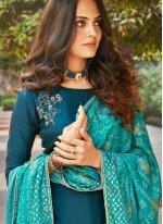 Trendy Salwar Suit For Festival