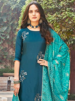 Trendy Salwar Suit For Festival